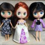 Блайз мини кукла петит Blythe Lps куколка