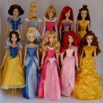 Куплю поющих диснеевских принцесс 40 см