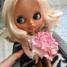 Куколки и цветы - созданы друг для друга... продолжение