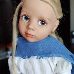 Эмма  от GOTZ, куколка 2021, с гардеробом (доставка включена)