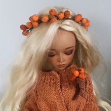 Осень...  аксессуары для куколок