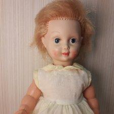 Кукла Bella. Реставрация глаз