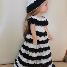 Комплект для куклы 32-34 см Паола Рейна