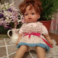 Рыженькая куколка Arias