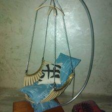 Кресло-гамак своими руками
