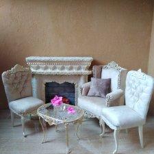 Мебель для каминной комнаты