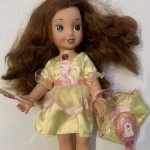 Кукла Белль от Дисней 2007 интерактивна