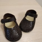 Обувь для куклы Готц