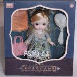 Шарнирные куколки Баболики, 3 девочки
