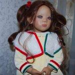 Малышка Дета (Deta) от Annette Himstedt