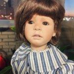 Малыш Андре (Andre) от Ruth Treffeisen