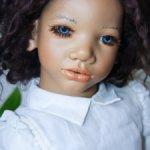 Восхитительная девочка Мину (MINOU) от Annette Himstedt