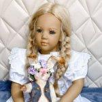 Нежная Юленька (Jule) от Annette Himstedt