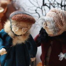Две старушки