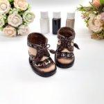 Ботиночки из натуральной кожи для Вихтель Шильдкрет