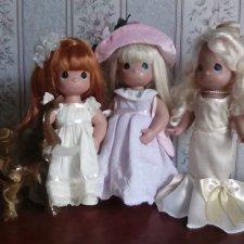 Мои куколки из серии Драгоценные моменты