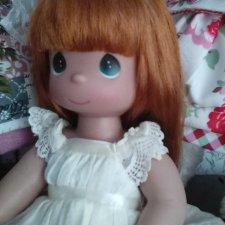 Мои куколки из серии Драгоценные моменты. Часть 2.
