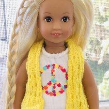Мини-куколка American Girl