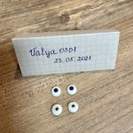 Глаза от куклы Momonita Момонита