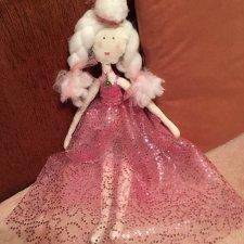 "Кукла тильда ""принцесса"""