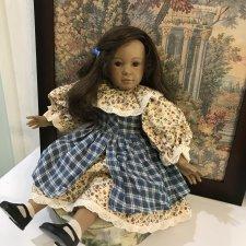 Коллекционная кукла by Llorens