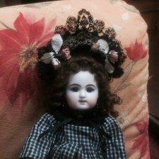 Крошка на ладошке.  Реплика Rabery & Delphieu