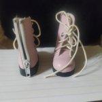 Ботинки для куклы Бжд