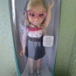 Новая Кукла Имоджен Girlslife