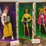лот Barbie BMR Мбилли, Танго и Рыжик