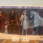 Набор Princess Disney Frozen DeLux сет