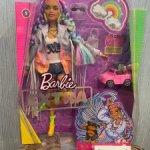 Barbie Extra c косами