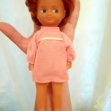 Куколка ГДР 1985 г