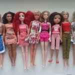 Куклы барби и кен