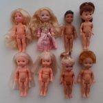 Куколки Келли и Томми, Mattel и Полинки