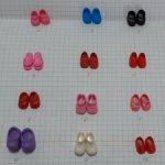 Обувь для мини-кукол