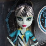 Monster High Frankie Stein Picture Day NRFB