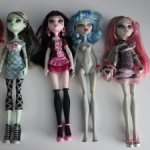 Распродажа Monster High, дешево!