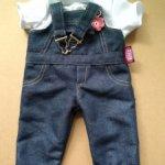 джинсы и футболка Готц
