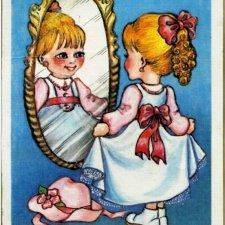 Просто примеряем парички на куклу Д.Бастьена