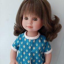 Мои впечатления от куклы Берты Carmen Gonzalez