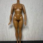 Тело коллекционной пышки скинтон Афра (как йога Аша)