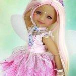 Freya - Flower Fairy (Limited Edition). Фрейя Ruby Red #1