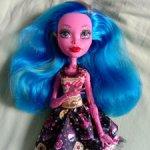 Monster High Shriekwrecked Gooliope Jellington / Монстер Хай Гулиопа Джелингтон Кораблекрушение 42см