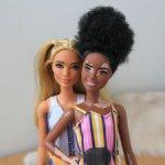 Barbie Fashionistas Vitiligo 2019 №135