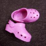 Разная обувь для кукол.