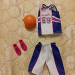 Аутфит Барби баскетболистки