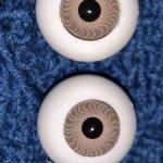 Оригинальные глаза Gotz 18 и стеклянные глаза рыбки 20 и 22 размера