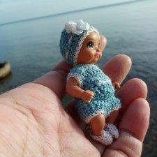 Осеннее путешествие к морю малышки Агаты