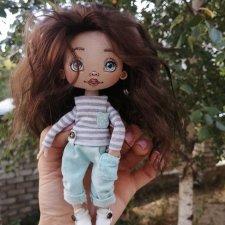Авторская кукла Лилу