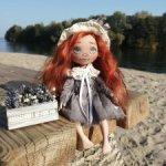 Авторская кукла Молли